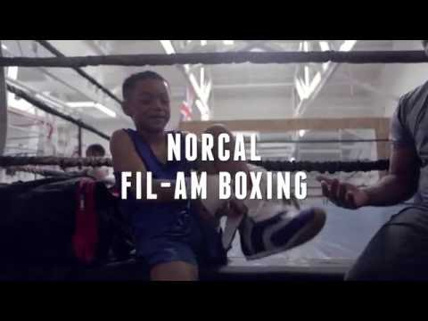 NorCal Fil Am Boxing Cyrus the Virus & Mighty Lion