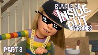 Bundle of Inside Out Parodies Part 8 (Inside Out Parody)