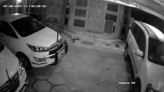 Exclusive Visuals |BJP office attackers CCTV visuals out