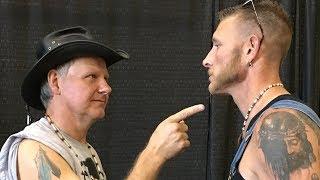 Turtleman vs Moonshiner Josh