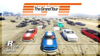 The Grand Tour Opening Scene | Recreated in GTA 5!