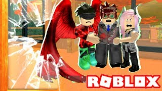 SOMEONE BROKE INTO OUR HOUSE!! | Roblox Roleplay | Villain Series Episode 19