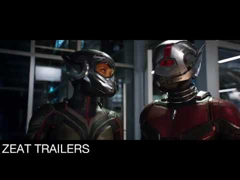 Xxx Mp4 ANT MAN AND THE WASP 2018 OFFICIAL TRAILER 3gp Sex