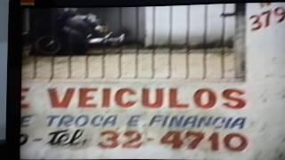 Taubaté/SP - 1989 - Avenida Jucas Esteves, Centro