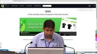 13 Oct 2016_Demo of QGIS Software - Session 1_Shri Prasun Kumar Gupta