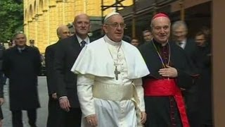 Protecting an unpredictable pope