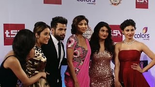 Colors Television Style Awards 2015 - RED Carpet Complete Uncut Show !!!