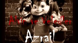 Alvin ve Veledler- Azrail :D
