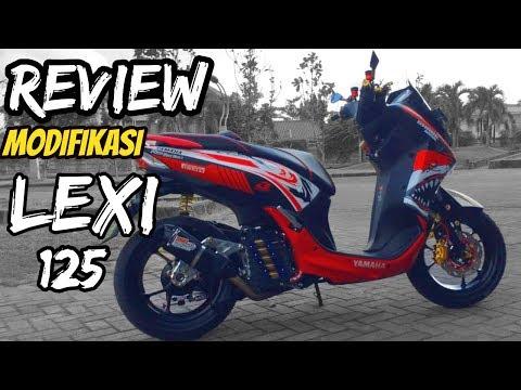 Xxx Mp4 REVIEW MODIFIKASI YAMAHA LEXI 125 3gp Sex