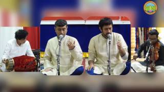 Trichur Brothers -  Endaro Mahanubhavulu | Sri | Adi | Composer Thyagaraja