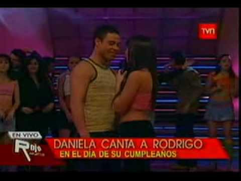 Rodrigo Diaz BESA a Daniela Castillo No Se Si Es Amor
