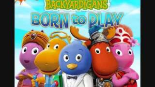 01 Ready for Anything - Born to Play - The Backyardigans