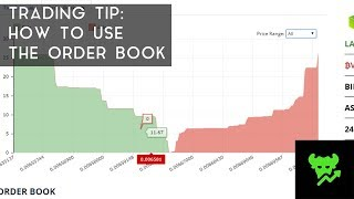 Trading Tip #7: How To Use The Order Book