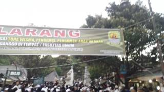 Ziarah tanah baru, jakarta - Cirebon. Makom syeh syarif hidayatullah, sunan gunung jadi