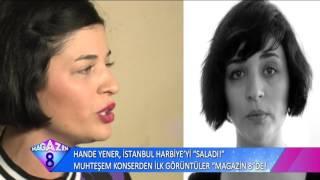 Hande Yener İstanbul Harbiye