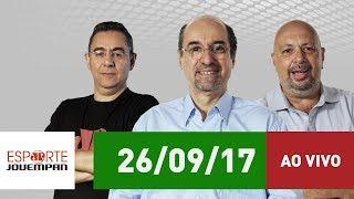 Esporte em Discussão - 26/09/17