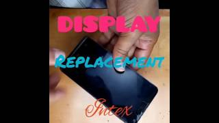 How to change Display of intex Aqua Extreme video by mobonic