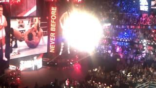 CM Punk wins wwe championship SS 2011
