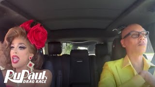 Drag Queen Carpool: Valentina   RuPaul's Drag Race Season 9   Now on VH1!