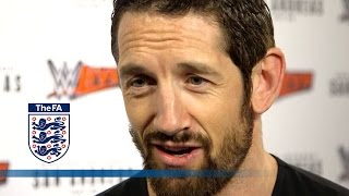 Rooney was once Wade Barrett's favourite player | Famous Fans