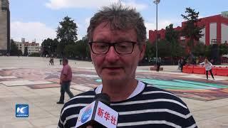Edgar Muller deja huella tridimensional en México