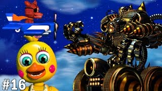 Foxy Plays: FNAF World #16 || YOU WON'T GET TIRED OF MY VOICE, WILL YOU?