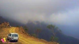 #جبل #مصيده في #بلغازي #جنوب #السعودية  - HD