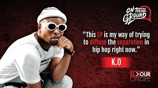 On The Ground: K.O Breaks Down The #TwoPiece Concept, Recording It & Hip Hop's Exclusivity
