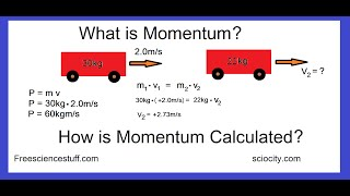 How To Calculate Momentum, With Examples