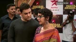 Star Parivaar Awards 2014  | Aamir Khan |