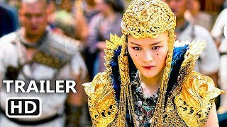 LEGEND OF THE NAGA PEARLS Official Trailer (2017) Fantasy Adventure Movie HD