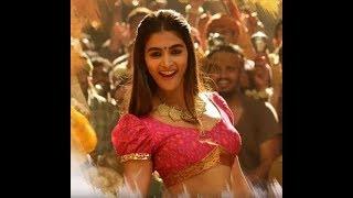 Jigelu rani video song promo. Rangasthalam video songs.Ramcharan, Pooja hegde.