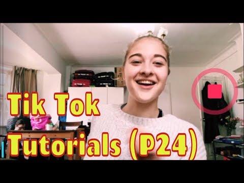 TikTok Tutorials (P24)