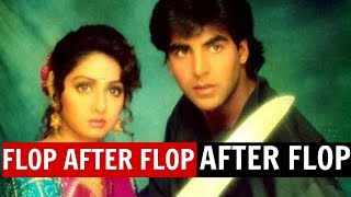 Top 10 Bollywood Actors Who Had A Shocking Number Of Flops In A Single Year