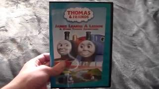 Thomas and Friends Home Media Reviews Episode 1 - James Learns a Lesson on DVD