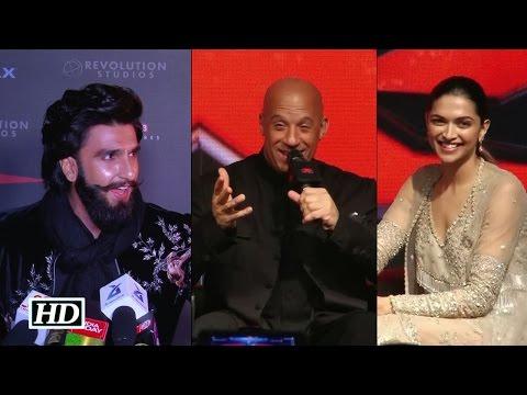 Xxx Mp4 Oops Vin Diesel Confirms Ranveer As Deepika S BOYFRIEND 3gp Sex