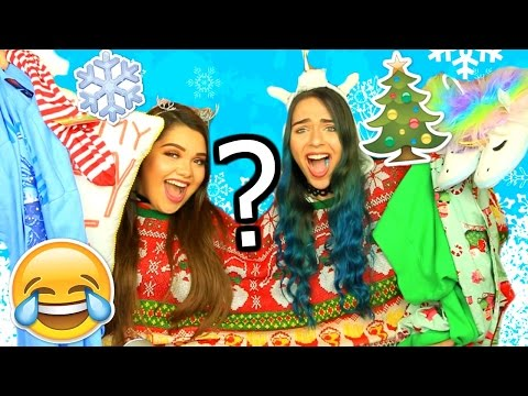 CRAZY HOLIDAY SWAP WITH KARINA GARCIA! + $400 Target Holiday Giveaway 2016!