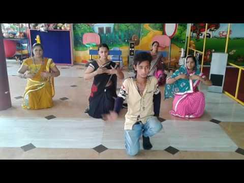 Raja Jadhav Kukshi Dance Ledis.Sangit 2016