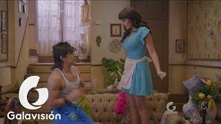 Nosotros los guapos | Rosita le da unas clases de baile a El Vítor