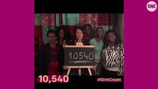 #GirlsCount | Carolin Kebeckus - 10,540