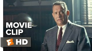 Bridge of Spies Movie CLIP - American Justice (2015) - Tom Hanks Movie HD