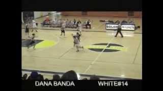 5'9 POINT GUARD  DANA BANDA- SOLON HIGH SCHOOL