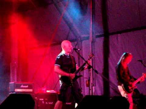 Iron Savior Revenge Of The Bride Ripollet Rock 2015