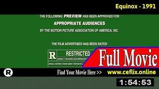 Watch: Equinox (1991) Full Movie Online