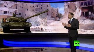 فلاديمير بوتين يزور استدوديوهات روسيا اليوم الجديدة المزودة بتقنية الـ3D