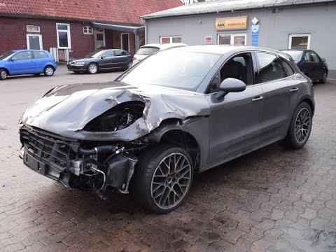 Porsche Cayenne vs Police Poursuite et Crash en plein Paris