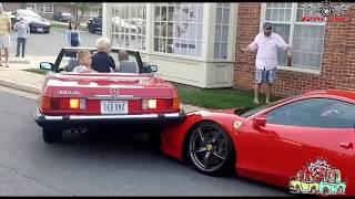 CUIDADO! Mujeres al Volante!  Vídeos de Risa - Choques de Autos