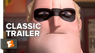 The Incredibles (2004) Trailer #1 | Movieclips Classic Trailers