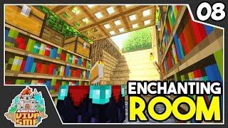 Enchanting Room ~ Minecraft VIVA SMP Season 3 Episode 8