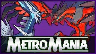 Dialga vs Yveltal | MetroMania Season 2 Quarter Final 1 | Legendary Pokémon Metronome Battle